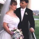 Teresa and David